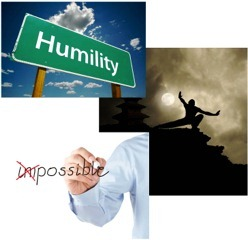 humility courage discipline