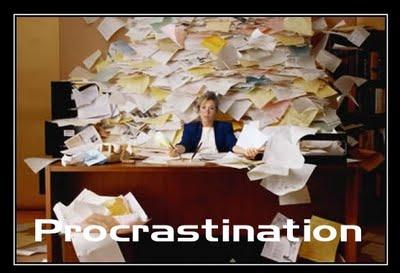 Procrastination paper