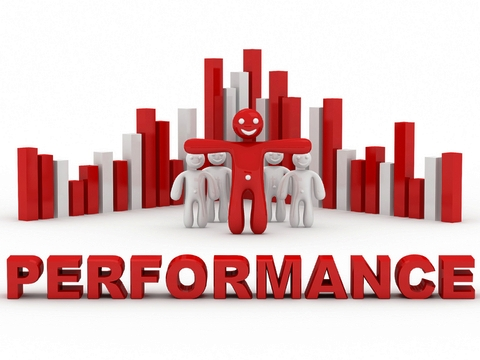 Evaluation of a business performacne of